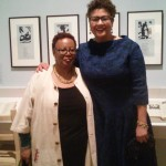 Elizabeth Alexander and Patricia Spears Jones